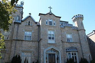 History of New Rochelle, New York - Leland Castle
