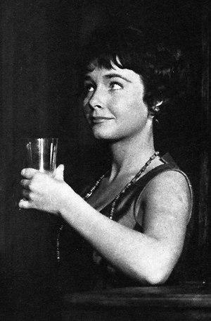 Lena Granhagen - Granhagen in 1959.