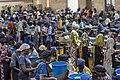 Les ouvriers de l'usine de noix de cajou de Bobo Dioulasso.jpg