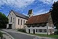 Leutkirch - Diepoldshofen - Kirche v SW.jpg