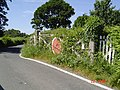 Level Crossing - Ottery St Mary - geograph.org.uk - 20713.jpg