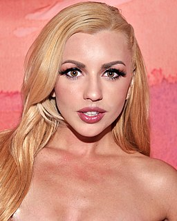 Lexi Belle American pornographic actress