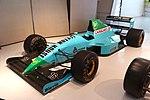 Leyton House CG901 Formula One, 1990 - Collings Foundation - Massachusetts - DSC07049.jpg