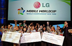 LG Mobile World Cup - Wikipedia