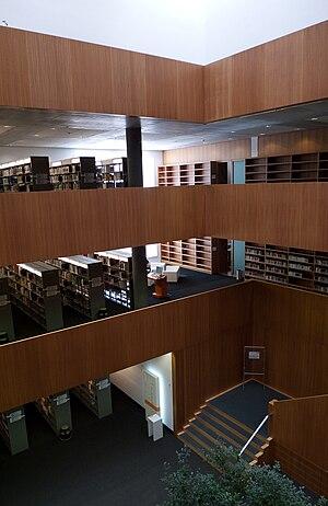 Free University of Bozen-Bolzano - The Library of the Free University of Bozen-Bolzano