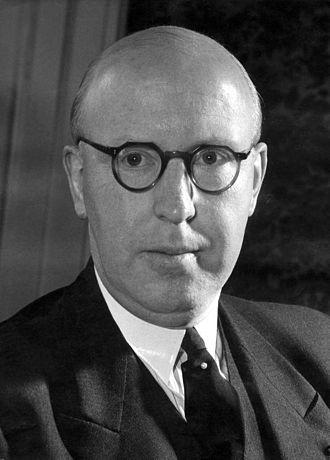 Piet Lieftinck - Piet Lieftinck in 1948