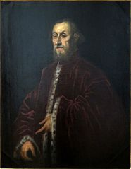Portrait d'un sénateur Vénitien