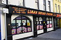 Liman Indian Cuisine, Newry, March 2010.JPG