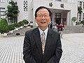 Lin Te-Fu, KMT member, from VOA 20151110.jpg