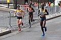 Lisa Jane Weightman, Hilda Kibet and Isabellah Andersson - 2012 Olympic Womens Marathon.jpg