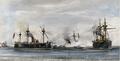 Lisle-Captura del Huáscar por el blindado chileno Blanco Encalada y Cochrane.png