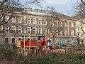 Listed Vocational School and Hunyadi Square playground, 2016 Terezvaros.jpg