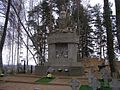 Lithuanian military cemetery near Eglaine.jpg