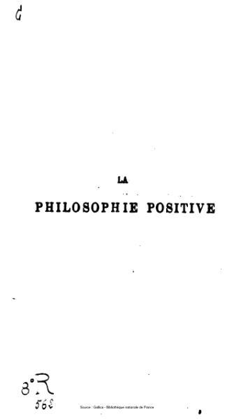 File:Littrée & Wyrouboff - La Philosophie positive, tome 21.djvu