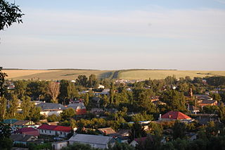Livny Town in Oryol Oblast, Russia