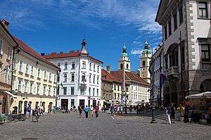 Town Square (Ljubljana)