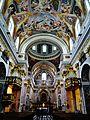 Ljubljana Kathedrale St. Nikolaus Innen 04.JPG