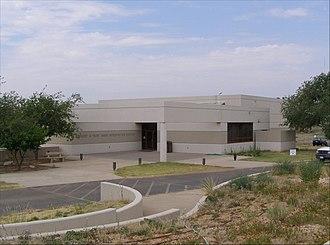 Lubbock Lake Landmark - Visitor center and museum