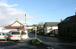 Llysworney village centre - geograph.org.uk - 288823.jpg