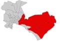 Localització del Districte de Llevant respecte de Palma.png