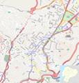 Location map Ecuador Quito Centre.png