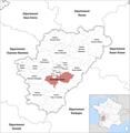 Locator map of Kanton Boëme-Échelle 2019.png