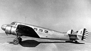 """Resultado de imagen de Lockheed Electra 10E amelia earhart"""""""