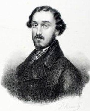 Lodovico Graziani - Lodovico Graziani circa 1845