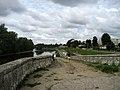Loire and Canal d'Orléans between Combleux and Orléans. Saint-Jean-de-Braye, département du Loiret, France. - panoramio.jpg