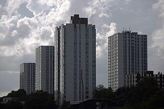 Chalcots Estate - Dorney Tower, Chalcots Estate (2010)