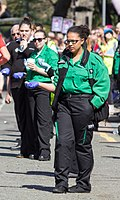 London Marathon 2014 - First aiders (04).jpg
