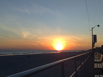 Sunset at Long Beach Long Beach, New York.jpg