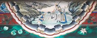 Tianshui revolts
