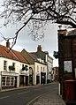 Looking NE past shops on High Street - geograph.org.uk - 618416.jpg