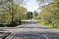 Looking along A27 Botley Road, North Baddesley - geograph.org.uk - 789761.jpg
