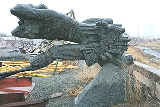 Sculpture of Saqo from Lori