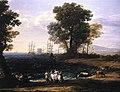 Lorrain - The Rape of Europa, 1667.jpg