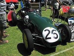Lotus 12 - Image: Lotus 12 Chassis No 353 of 1958