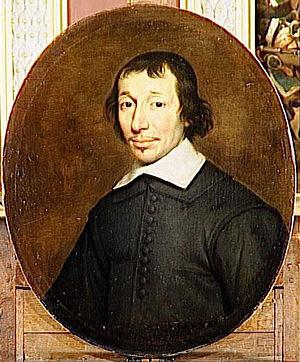 Antoine Le Maistre - Le Maistre's brother Louis-Isaac Le Maistre de Sacy, studio of Philippe de Champaigne