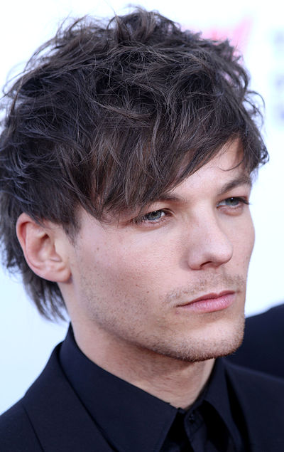 Picture of a band or musician: Louis Tomlinson
