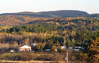 Low, Quebec - Image: Low QC
