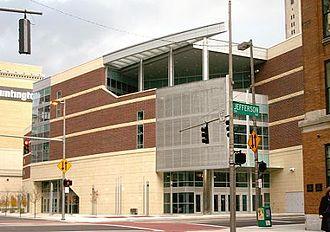 Huntington Center (Toledo, Ohio) - Image: Lucas County Arena