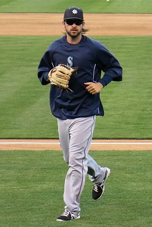 Lucas Luetge - Luetge with the Seattle Mariners