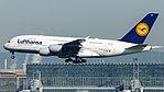Lufthansa Airbus A380-841 (D-AIMF) at Frankfurt Airport (2).jpg