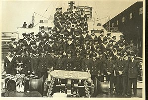 HMCS Quesnel - Image: Lundahl 11