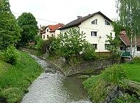 Lutonina, Lutoninka Creek.jpg
