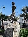 Málaga-Estatua del Cenachero 03.JPG