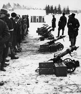 Mäntsälä rebellion Attempted coup détat in Finland in 1932