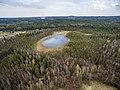 Mākoņkalna pagasts, Latvia - panoramio - BirdsEyeLV (25).jpg