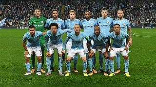 2017–18 Manchester City F.C. season Manchester City 2017–18 football season